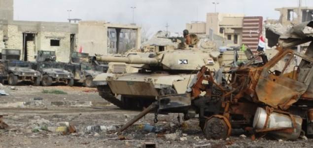 Slamanje otpora Islamske države: Džihadističke automobili-bombe i snajperi usporavaju iračke snage u Ramadiju