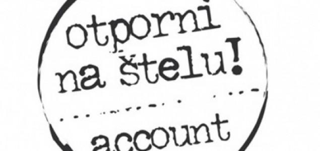POZIV NOVINARIMA za prijavu radova za Novinarsku nagradu Antikorupcijske mreže u BiH ACCOUNT