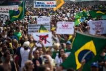 Hiljade ljudi na protestima u Brazilu