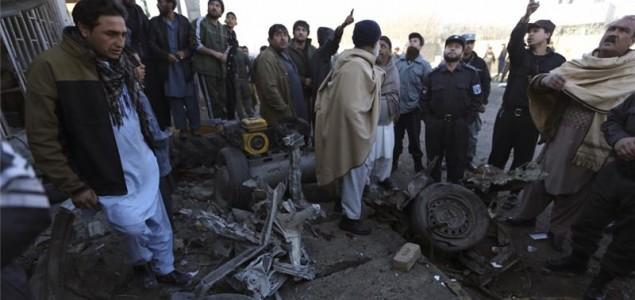 Samoubilački napad u Kabulu