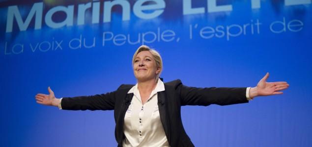 Nacionalni front – stranka koju Francuzi vole da mrze