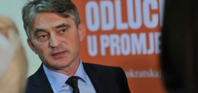 Komšićeva suspenzija demokratske procedure