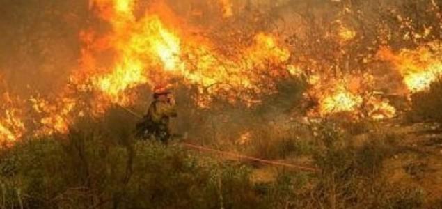 Požari u Hercegovini: Vatra ugrozila domove, sumnja se da su podmetnuti