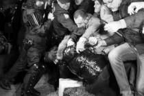 NASILJE NAD RANKOM MIŠIĆ: Vlast udara, a opozicija nijemo posmatra