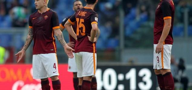 Roma slavila protiv Sampdorije, Pjanić i Zukanović starteri, Džeko ušao sa klupe