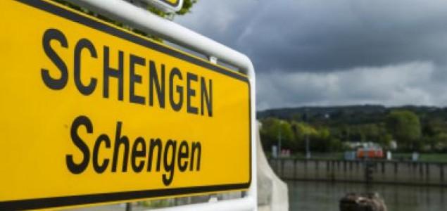 EU danas o kontroli unutrašnjih granica šengenske zone