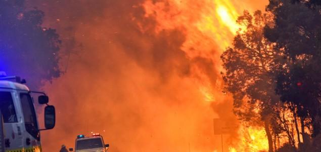 Požar u Australiji izvan kontrole, uništio grad Yarloop