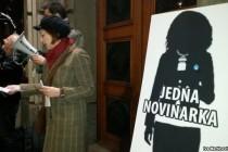 Protesti širom Srbije: Novinari ne odustaju od smene Gašića