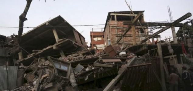 Ekvador: Novi potres jačine šest stepeni po Rihteru