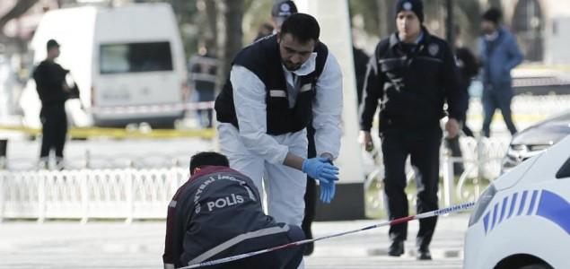 Eksplozija na autobuskoj stanici u Istanbulu
