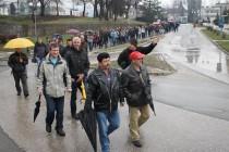 Radnici Krivaje odblokirali put i dali Vladi rok od 48 sati