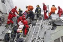 Razorni zemljotres pogodio Tajvan