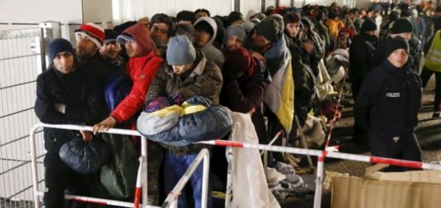 Njemačka očekuje 3,6 miliona izbjeglica