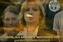 Amra Dugalić odgovara Miši Mariću: NA MOJIM SE OČIMA NIKAD NEĆE UHVATITI PAUČINA