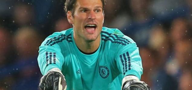 Begović nezadovoljan: Želi napustiti Stamford Bridge