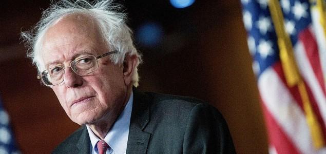 Bernie Sanders najavio da kreće u utrku za predsjednika SAD-a