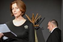 Domovina u koferu: Večer poezije Jozefine Dautbegović (video)