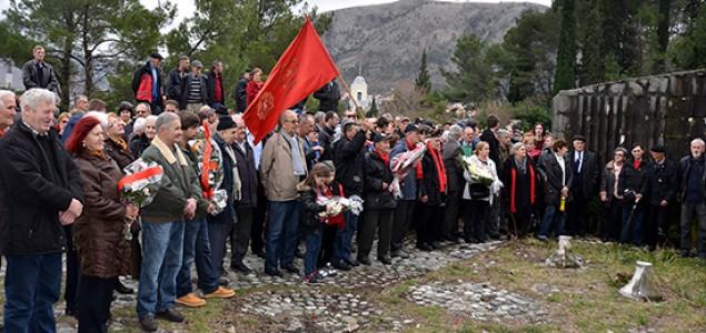 Obilježavanje dana oslobođenja Mostara od fašističkog okupatora