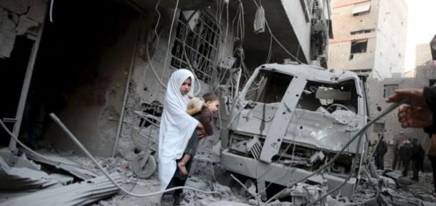 Rusija proslijedila prijedlog rezolucije o prekidu vatre u Siriji