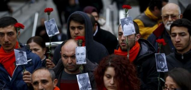 Jastrebovi slobode Kurdistana preuzeli odgovornost za napad u Ankari
