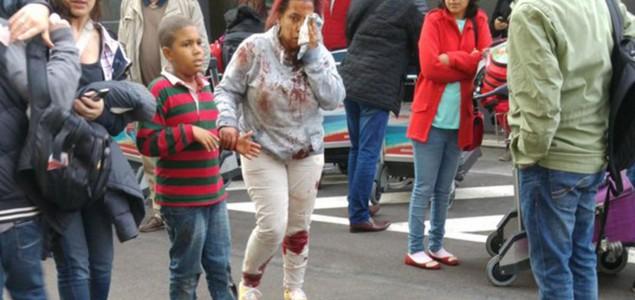 Snažne eksplozije odjeknule na aerodromu u Briselu: 11 osoba poginulo, više povrijeđeno