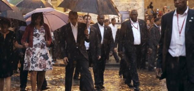 Povijesni posjet: Obama stigao na Kubu
