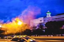 Dimne bombe bačene ispred džamije u Madridu