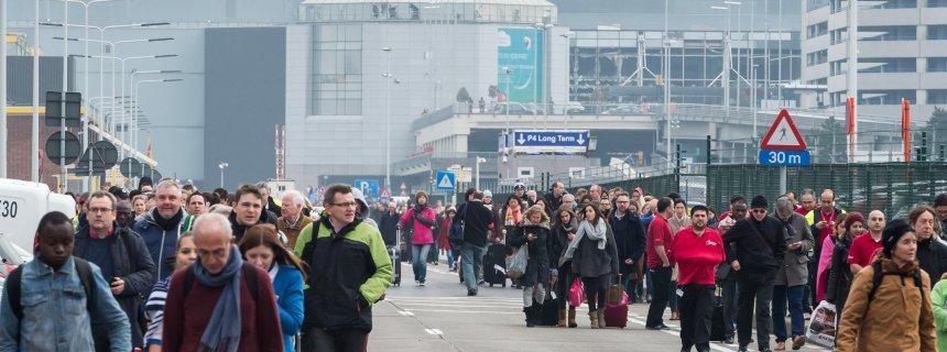 Belgium Airport