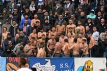 Laziovi rasisti opet prekinuli utakmicu, ovaj put u Pragu