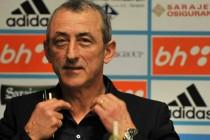 Baždarević: Ako neko ima primjedbe na večerašnju igru, onda se ja ne razumijem u fudbal
