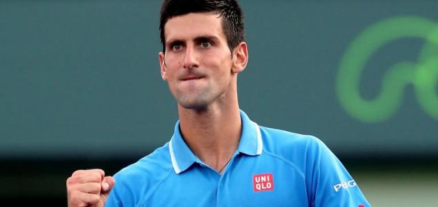 Novak Đoković u novom polufinalu Miamija