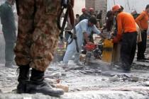 U samoubilačkom napadu pakistanskom Lahoreu najmanje 50 mrtvih, većina žrtava žene i djeca