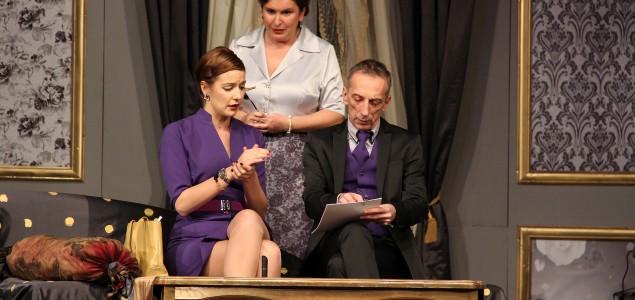 """Predstava """"Hotel Plaza"""" u Narodnom pozorištu u Mostaru"""
