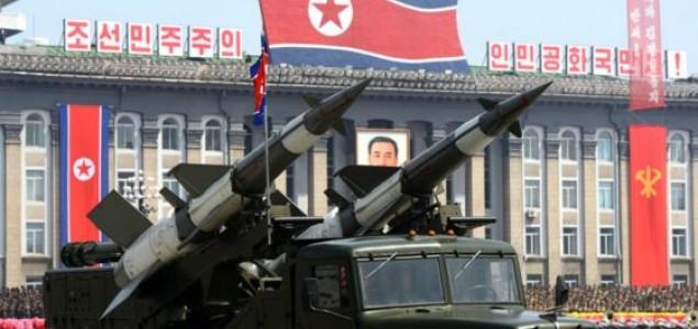 Sjeverna Koreja ispalila rakete u more, pokušala blokirati GPS