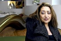Zaha Hadid, Lavica arhitektica