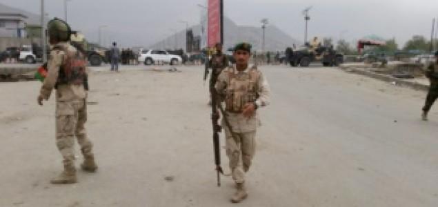 Veliki broj ljudi poginuo u napadu talibana u Kabulu