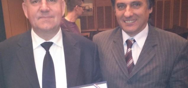 Ivan Čulo dobio nagradu za promicanje zaštite na radu u državnoj upravi na prijedlog NSCH