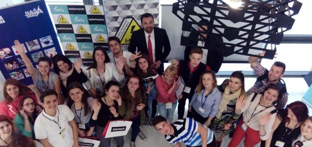 """Završeno takmičenje bh. srednjoškolaca u poduzetništvu """"Munja Business Challenge """""""