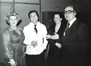 Nada, Safet, Ksenija, Himzo, 1977