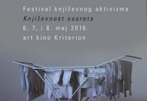 Plakat - Književnost susreta 2016.