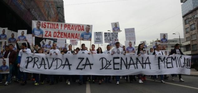 Alisa Mahmutović: Istina i pravda za Dženana Memića