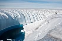 Led na Grenlandu počeo da se topi mnogo ranije