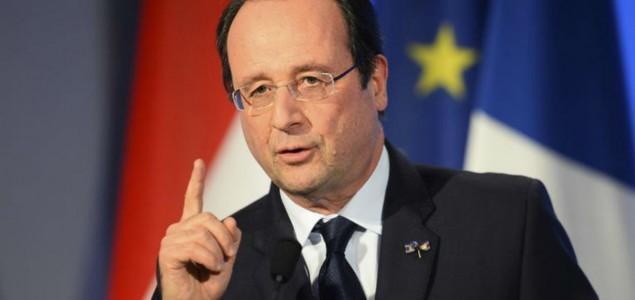 Hollande: Prošlogodišnja izbjeglička kriza Europi se ne smije