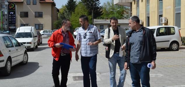 Građani protiv deponije šljake iz TE Tuzla 7