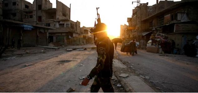 Filozofija sirijskog rata