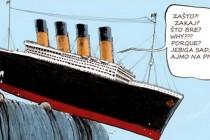 Zašto je potonuo Titanik?