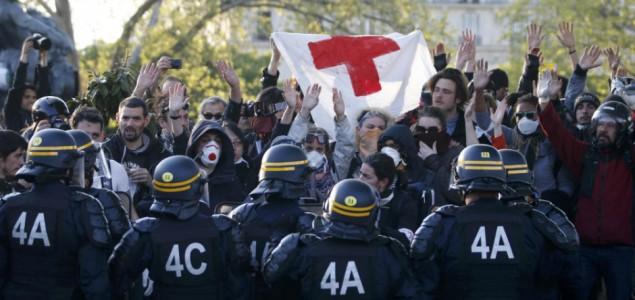 Praznik rada po svijetu: Od mirnih protesta do suzavca