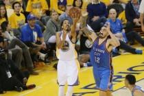 Oklahoma pobjedom napravila brake protiv Golden State Warriorsa