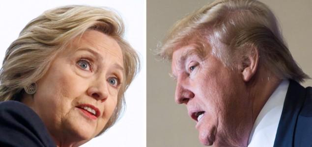 Klinton: Tramp bi mogao da dovede do bankrota Amerike