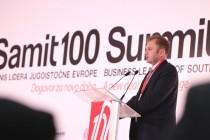 Otvoren ovogodišnji Samit100 poslovnih lidera Jugoistočne Evrope